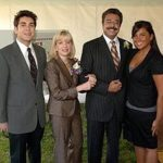 Shahid Khan With His Family