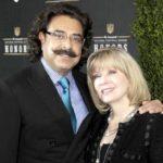 Shahid Khan With His Wife Ann Carlson Khan