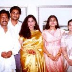 Shamili with her family