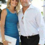 Jacques Kallis With His Girlfriend Shamone Jardim