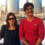 Sharmin Kazi parents