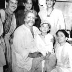 Raj Kapoor With His Keluarga