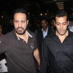 Shera with Salman Khan
