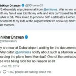 Ayesha Mukherjee airport controversy