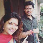 Shilpa Raizada with her brother