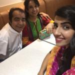 Shirin Sewani Parents