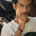 Shivank Chaudhary Smoking