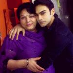 Shresth Kumar mother