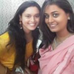 Shreyasi Singh With Her Sister