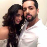 Shweta Bhardwaj with her boyfriend