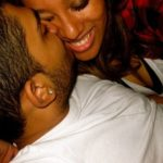 Sid Sriram with his girlfriend