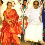 Siddaramaiah With His Wife Parvathi