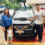 Siddharth Kannan car