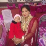Tajinder Singh's Sister Gurmeet Kaur Gill