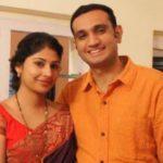 Smita Sabharwal With Her Husband