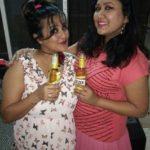Smita Singh Drinking