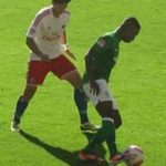 Son playing for Hamburger SV