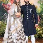 Sunita Kapoor's Daughter Sonam Kapoor With Her Husband Anand Ahuja