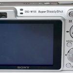 Sony DSC W130 digital camera