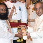 Sri Sri Ravi Shankar Receiving The Padma Vibhushan Award From Indian President Pranab Mukherjeehttps://130513-375933-1-raikfcquaxqncofqfm.stackpathdns.com/wp-content/uploads/2017/12/Sri-Sri-Ravi-Shankar-Conferred-With-Colombia's-Highest-Civilian-Award.jpg