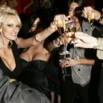 Stormy Daniels Drinking Alcohol