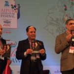 Subhash Chandra Books Launch At Zee Jaipur Literature Festival