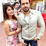 Subuhi Joshi with Emraan Hashmi