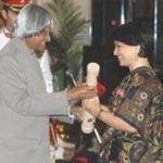 Sucheta Dalal Honored With Padam Shri