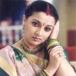 Suchita Tridevi as a Meenakshi Thakkar in Baa Bahoo Aur Baby