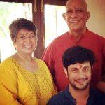 Suhaas Ahuja parents