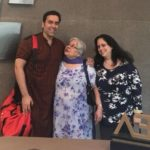 Sumeet Sachdev brother, mother and sister