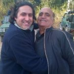 Sumeet Sachdev with father