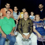 Sumit Verma family