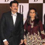 Sunita Kapoor With Her Husband Anil Kapoor
