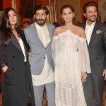 Sunita Kapoor's Husband Anil Kapoor With His Children