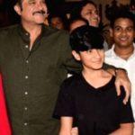 Sunita Kapoor's Husband Anil Kapoor With His Nephew Jahaan Kapoor
