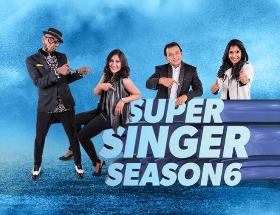 Super SingerJudges