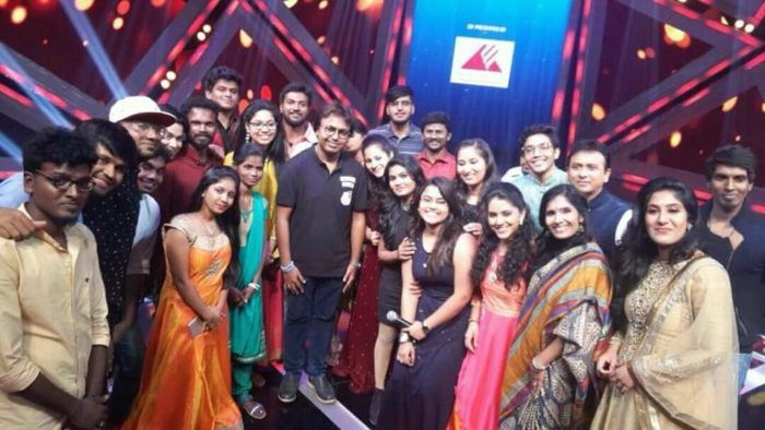 Super singer contestants