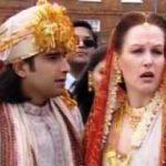 Suzanne Bernert as Catherine in Astitva...Ek Prem Kahani