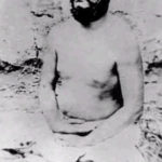 Swami Vivekananda in Cossipore (1886)