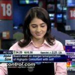 Tanvir Gill At CNBC-TV 18