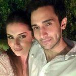 Tara Sutaria with her boyfriend Rohan Mehra