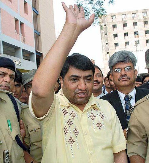 Telgi Scam lead convict Abdul Karim Telgi
