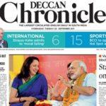 The Deccan Chronicle Newspaper