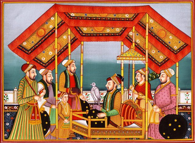 The Mughals