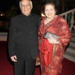 Aditya Chopra parents