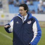 Unai Emery as the Manager of Lorca Deportiva CF