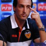 Unai Emery as the Manager of Valencia
