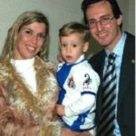 Unai Emery with His Wife
