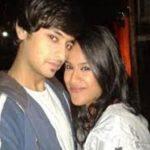 Varun Jain with Nia Sharma